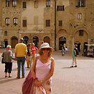 Moi In Siena.........................Italy by Fara
