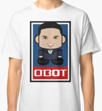 Nawmean Politico'bot Toy Robot 2.0 Classic T-Shirt