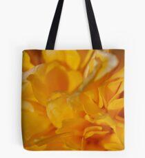 Yellow Rose Of Sharon Tote Bag