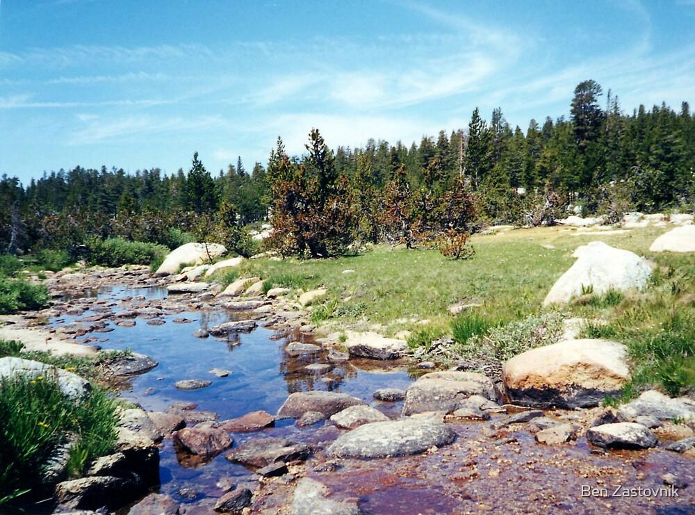 Fleming Creek by Ben Zastovnik