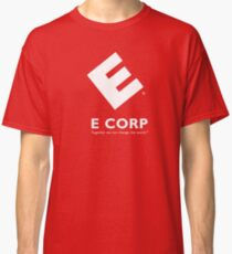 E CORP (Herr Roboter) Classic T-Shirt
