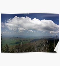 Great Smoky Mountains II Poster