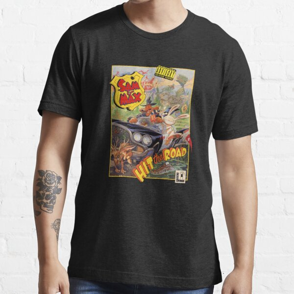 Sam And Max : Hit The Road Essential T-Shirt