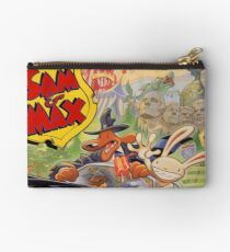 Sam And Max : Hit The Road Studio Pouch