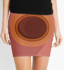 cofee design  Mini Skirt