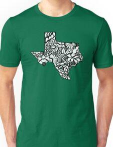 Texas_BLK Unisex T-Shirt