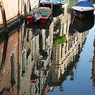 Venetian reflections by Elena Skvortsova