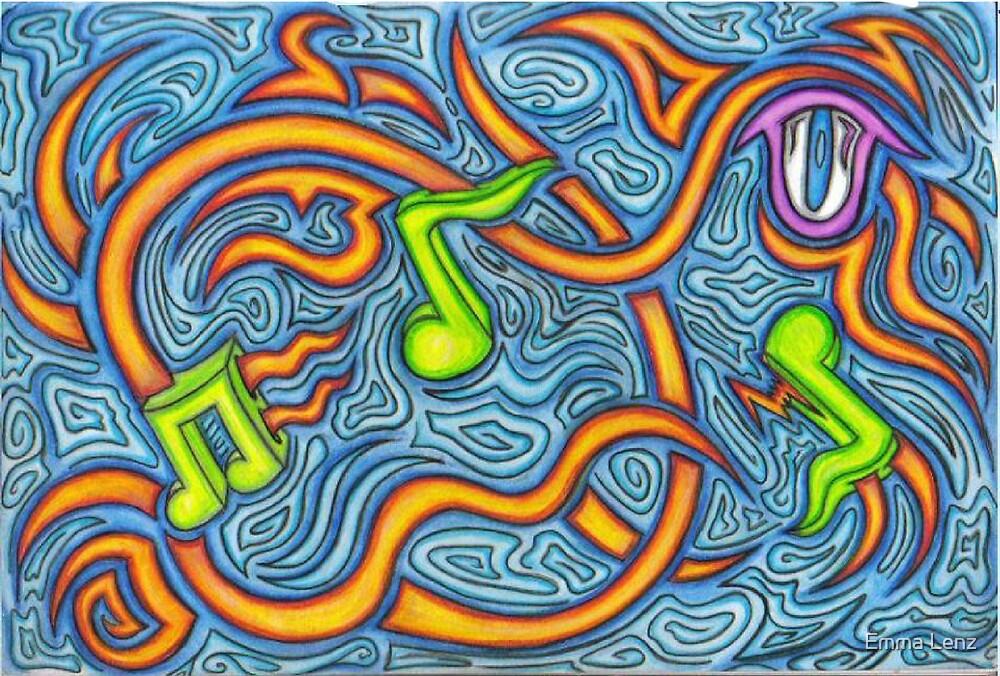 eyemusic2 by Emma Lenz