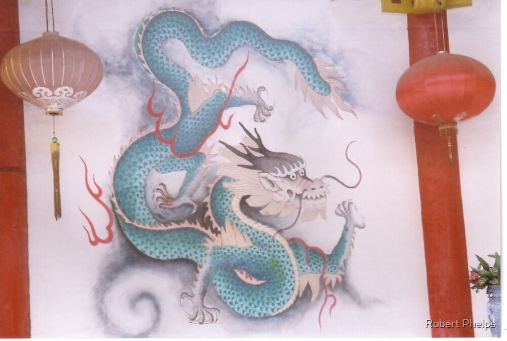 Dragon by Robert Phelps