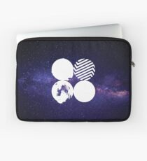 BTS - Wings Galaxy Version Laptoptasche