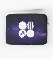 BTS - Wings Galaxy Version Laptoptasche