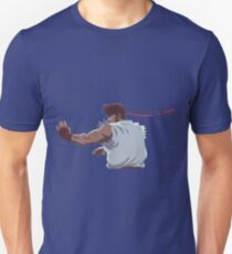 Street Fighter - Ryu Fighting Stance Unisex T-Shirt