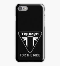 Triumph iPhone Case/Skin