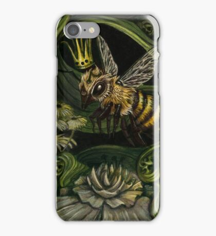 Queen Bee iPhone Case/Skin
