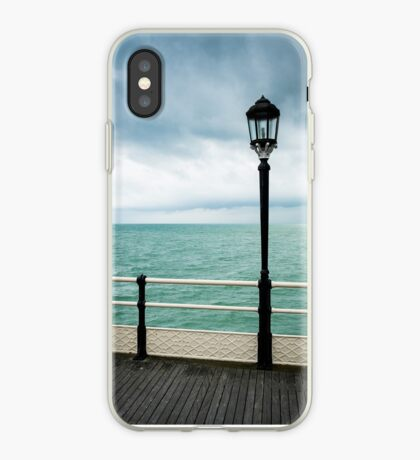 From the pier at Worthing, West Sussex, England iPhone Case