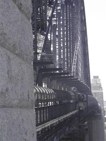 Harbour bridge by bakfire