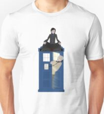 Sherlock - Doctor Who - Wholock Unisex T-Shirt