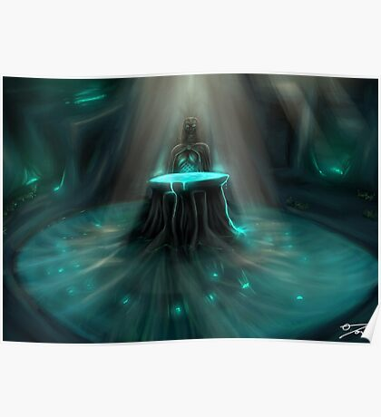 The Cave of Essence Poster