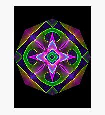 Mandala Mysticism Photographic Print