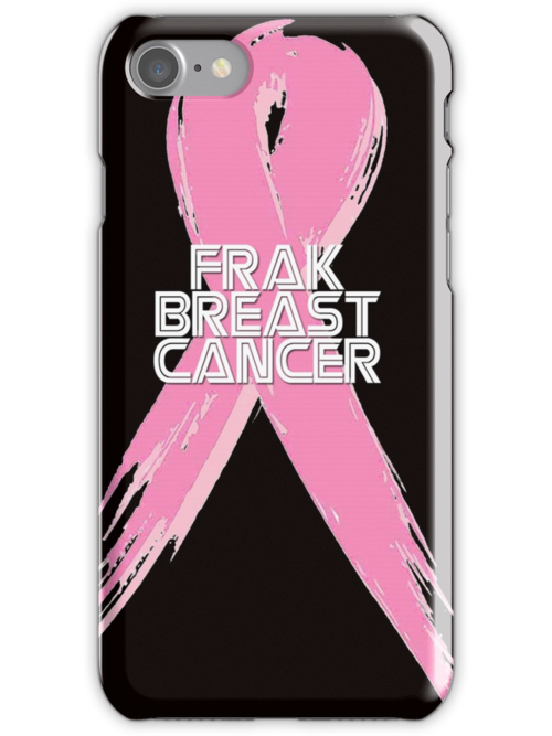 Breast Cancer can go Frak Off! by thistle9997