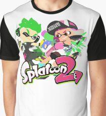 Splatoon 2 - Inklings Graphic T-Shirt