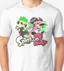 Splatoon 2 - Inklings Unisex T-Shirt
