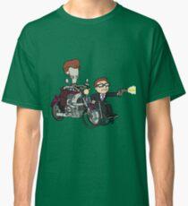 Wheel & Legman Classic T-Shirt