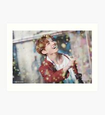 BTS - You Never Walk Alone (ft. Jungkook) Art Print