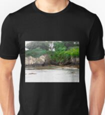 Cliffs at Portsalon, Donegal, Ireland T-Shirt
