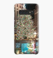 Christmas in New York Case/Skin for Samsung Galaxy