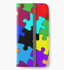Puzzle iPhone Wallet