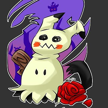 James Mimikyu by Goldarcanine