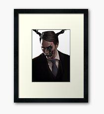 Below Framed Print