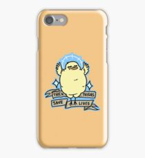 Sassy Body Positive Chick iPhone Case/Skin
