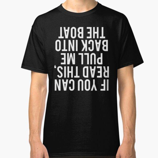 Men/'s Funny Novelty T shirt I/'d rather be Fishing Fishing T shirt