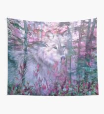 Forest Ghost Wall Tapestry