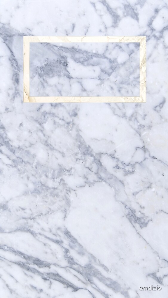 Quot Grey Marble Aesthetic Quot By Emdizio Redbubble