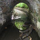 Water under the bridge by Yonmei