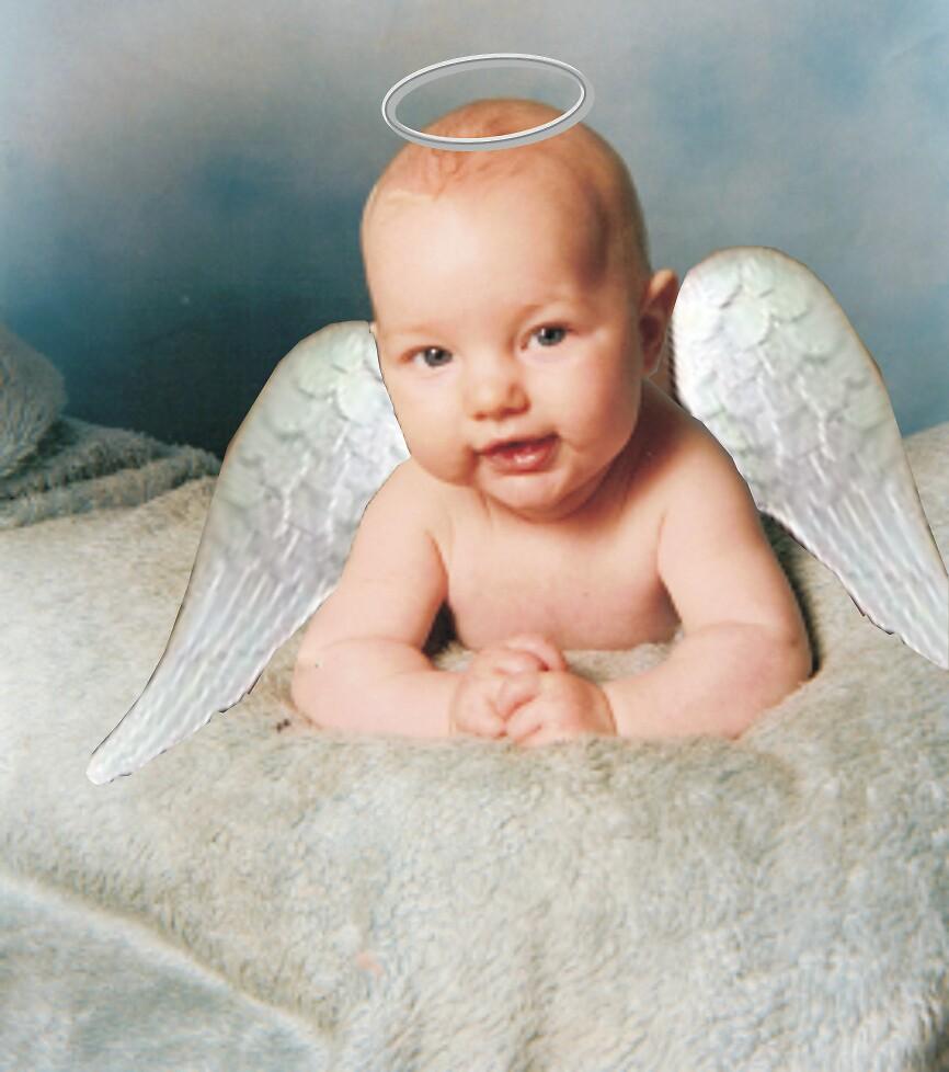 Little Ali Angel  by gretelmoss
