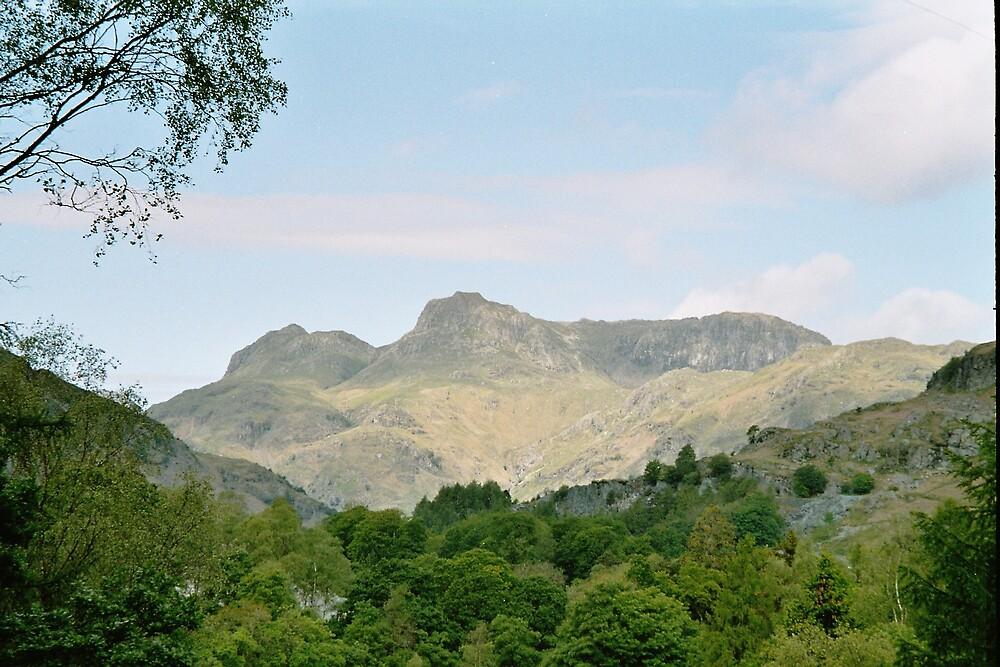 Langdale Pikes by baldrick040561