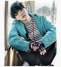 BTS - You Never Walk Alone (ft. Suga) Poster