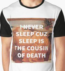 Flaming June x Nas Graphic T-Shirt