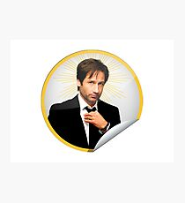 Hank Moody Photographic Print