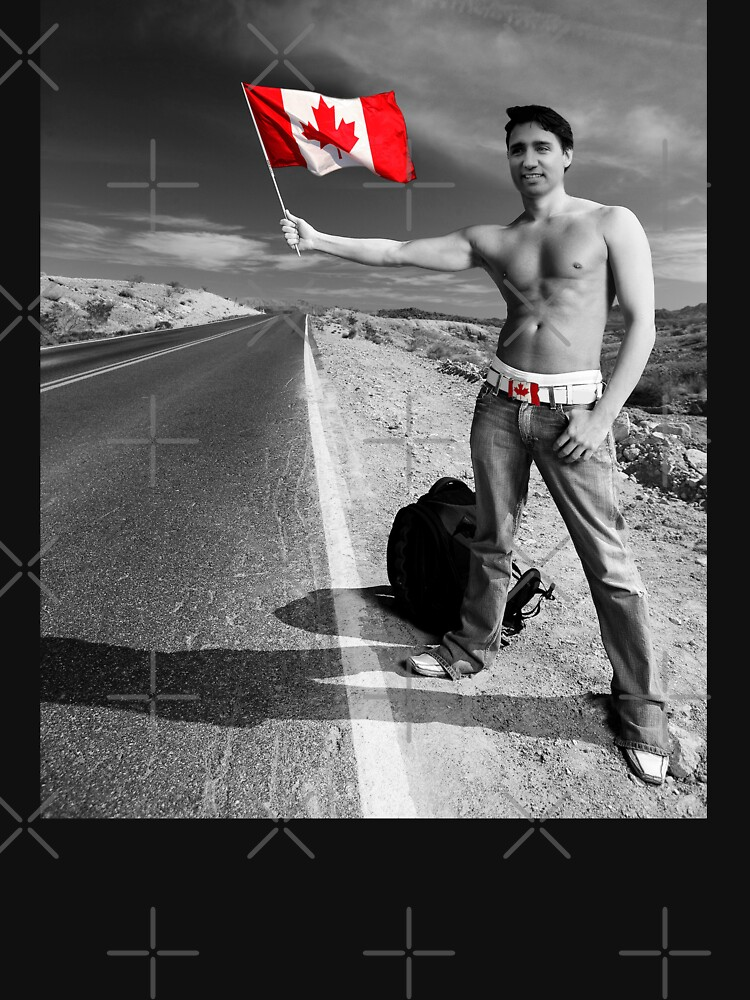 Justin Trudeau: Welcome to Canada by popdesigner