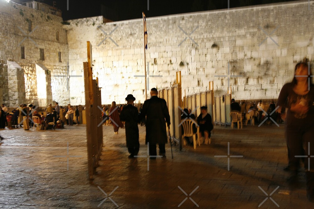 Jerusalem Old City by SusannahH