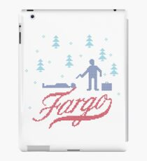 Fargo knit iPad Case/Skin