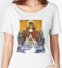 The Labyrinth Women's Relaxed Fit T-Shirt