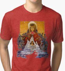The Labyrinth Tri-blend T-Shirt