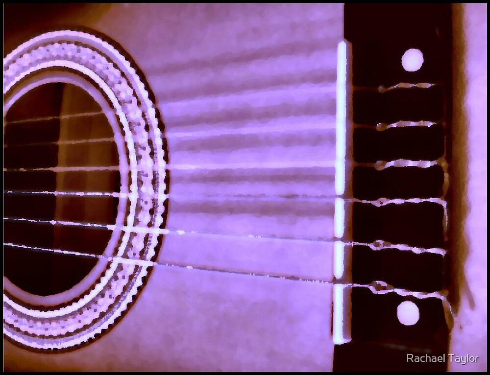 Songs in Violet by Rachael Taylor