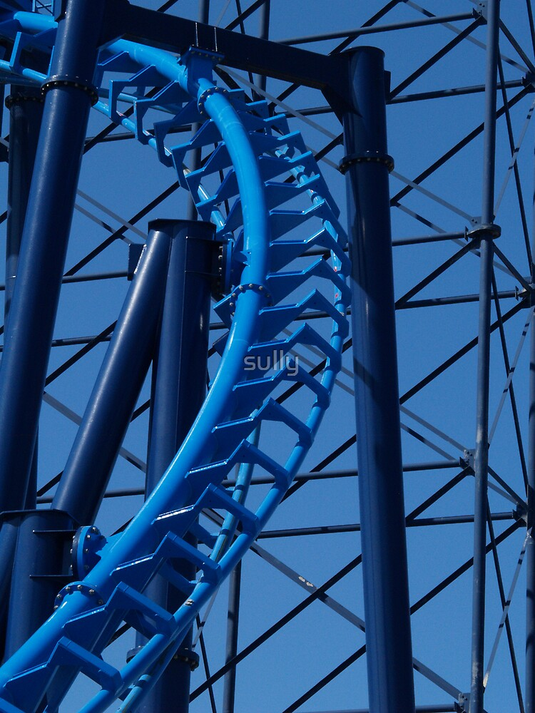 blackpool in blue by sully